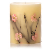 Botanical Candle, Cherry Blossom, Filled Candles
