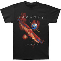 Journey Men's  Departure T-shirt Black