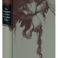 The Vampyre and Other Macabre Tales | Folio Illustrated Book