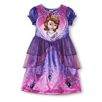 Disney® Sofia the First Toddler Girls' Nightgown