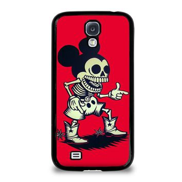 MICKEY MOUSE ZOMBIE Disney Samsung Galaxy S4 Case Cover