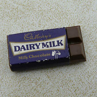 Vintage Cadbury Daily Milk Chocolate Bar Brooch