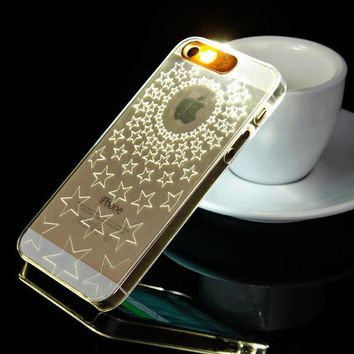 Incoming Call Shining Stars iPhone 5s 6 6s Plus Case Cover Gift 238-170928