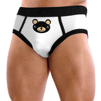 Kyu-T Head - Night Beartholomew Teddy Bear Mens NDS Wear Briefs Underwear