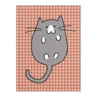 Cute Kitties Fleece Blanket