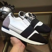 Boys & Men Balenciaga Fashion Casual Sneakers Sport Shoes