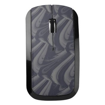 Smokey Marble Wireless Mouse