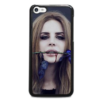 lana del rey iphone 5c case cover  number 1
