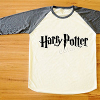 Harry Potter Shirt Harry Potter T-Shirt Hippie Shirt Long Sleeve Tee Shirt Women T-Shirt Men T-Shirt Unisex T-Shirt Baseball T-Shirt S,M,L