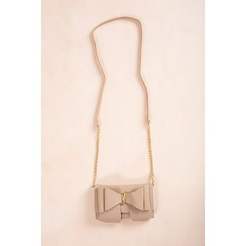 Sophia Bow Wallet Crossbody
