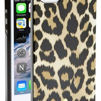 kate spade new york 'leopard ikat' iPhone 5 & 5s case - Brown