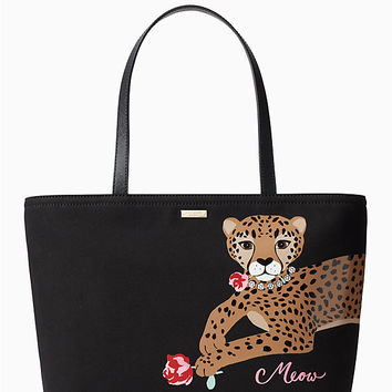 run wild lounging cheetah francis | Kate Spade New York