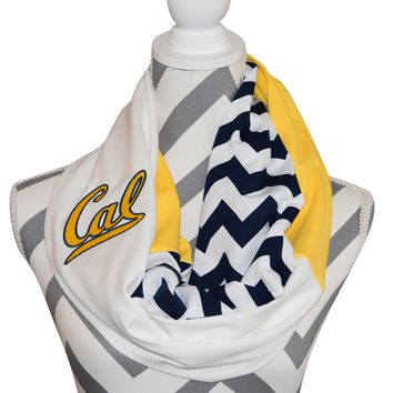 Cal State Burkley Scarf