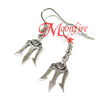 PERCY JACKSON Poseidon's Trident Earrings