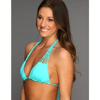 Billabong Mix Ups - Sammy Halter Top Aquamarine - Zappos.com Free Shipping BOTH Ways