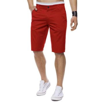 Casual Shorts Men New Arrival Cotton Casual