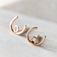 Oxbow Designs Boobies Post Earring | Urban Outfitters