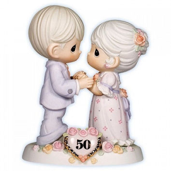Precious Moments We Share A Love Forever Young 50th Anniversary
