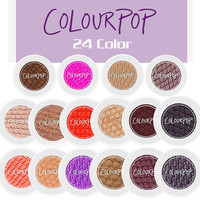 Women Beauty 16 Colours COLOURPOP Eyeshadow Blush Waterproof Makeup
