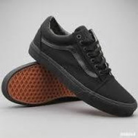 Vans Old Skool-Black/Blk