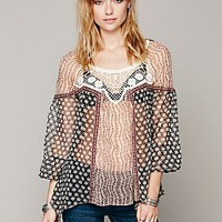 Free People Womens We Belong Top - Ivory,