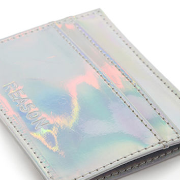 Reason Holographic Card Holder