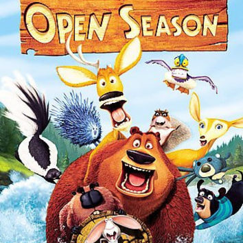 Open Season (Dvd/Ws 1.85/Dd 5.1/Dss/Eng-Sub/Fr-Sp-Both)