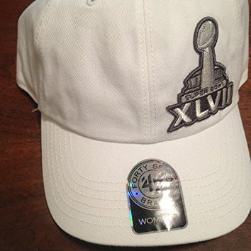 Ladies 47 Brand Superbowl XLVII Baseball Cap
