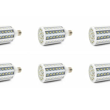 72x 5050 DC 12V LED Light Bulb Landscape Pole Lighting - 15W - 6 Pack