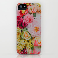 Flowers iPhone & iPod Case by Hello Twiggs