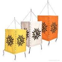 Om Sun Paper Lantern on Sale for $5.99 at HippieShop.com