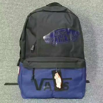 VANS Trending Fashion Sport Laptop Bag Shoulder School Bag Backpack G-JJ-MYZDL-5
