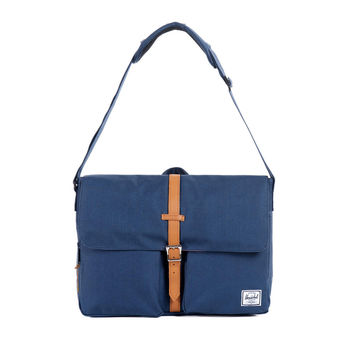 Herschel Supply Co. Columbia Messenger Bag Navy