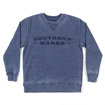 Youth Seawash™ Rally Sweatshirt by Southern Marsh