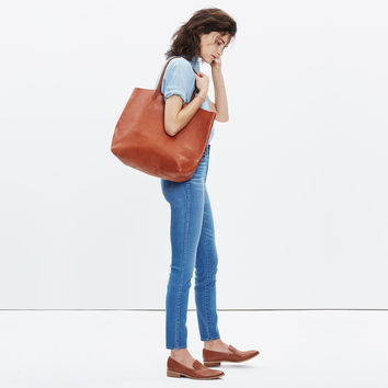The Transport Tote : | Madewell