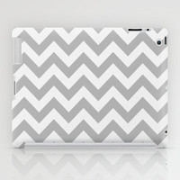 Chevron #3 iPad Case by Ornaart