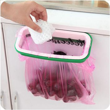 PEAPIX3 Kitchen Rack Rubbish Bags Storage Rubbish Bin [6395709572]