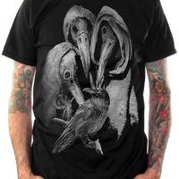 Plague Doctor T-Shirt - Crow