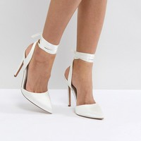 ASOS PIED PIPER Bridal High Heels at asos.com