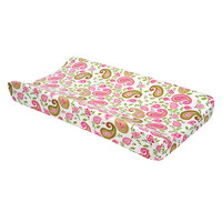 Soft Changing Pad Cover Paisley Park