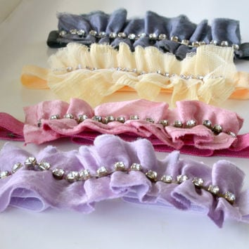 Newborn Headbands Adult Headbands Couture by spoiledNsweet on Etsy