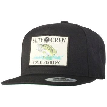 Salty Crew Big Mouth Gone Fishing Hat