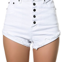 The White Lover Shorts