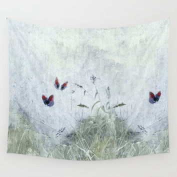 A Spell For Creation Wall Tapestry by anipani