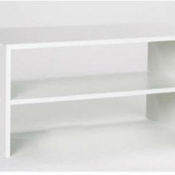 ClosetMaid® 899300 Closet Organizer with 2 Shelves, 24'', White