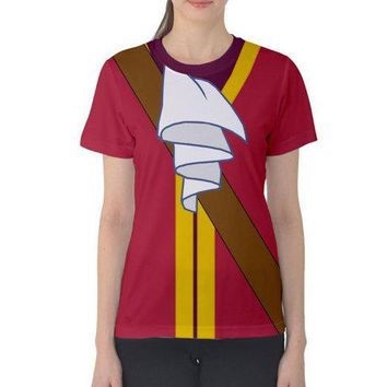 Women's Captain Hook Peter Pan Inspired Shirt
