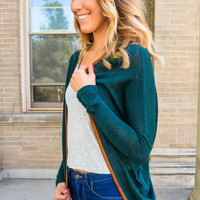 The Ivy Legue Cardigan