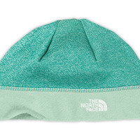 The North Face Women's Agave Beanie Kokomo Green Heather One Size