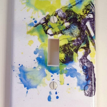 Link from Zelda Decorative Light Switch Plate Cover