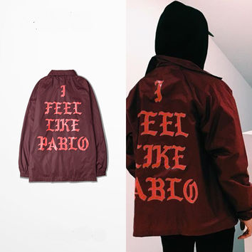 Feel Like Pablo Windbreaker